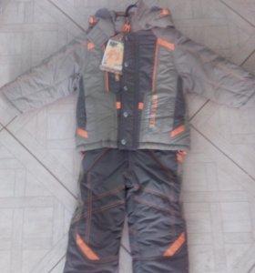 НОВЫЙ зимний комплект!!!