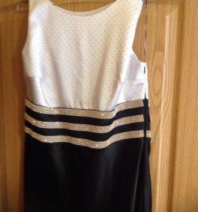 Вечернее платье, США, р-р 48,50,,,