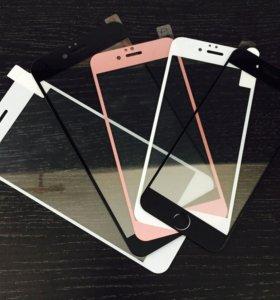 3D Стекло iPhone 6/6s/6+/7/7+