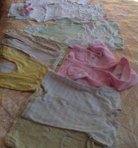 Набор одежды р.80 для дочки