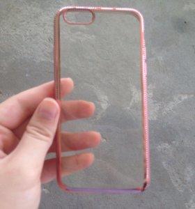 Чехол на iPhone 6.