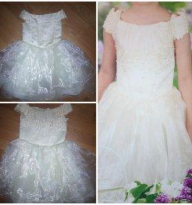 Платье на рост 92-104 см