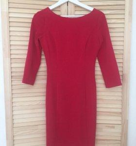 Платье красное LOVE REPUBLIC