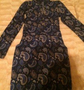 Платье ( на осень) 40-42