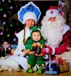 Веселый Новый год для детей со Снегурочкой