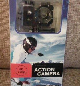 Action camera HD 720p