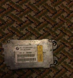 Блок управления airbag SRS 65776952993 BMW 5