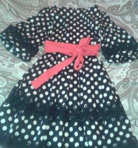 Платье почти новое покупала за 5000тыс отдам за 3т