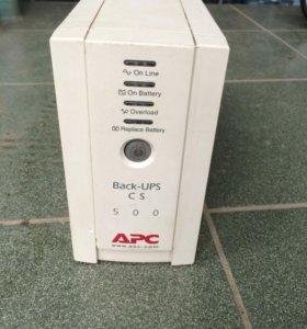APC Back UPS cs500