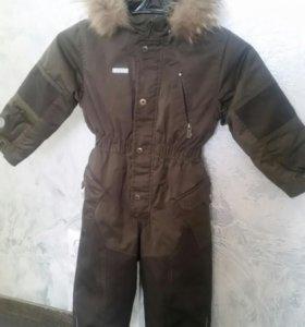 Детский зимний комбинезон LUHTA