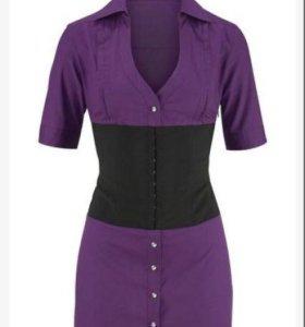 Блуза Merlos с корсетом Новая 48 рр есть видео📹