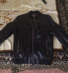куртка мужская кож/зам