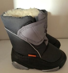Новые ботиночки. Зима