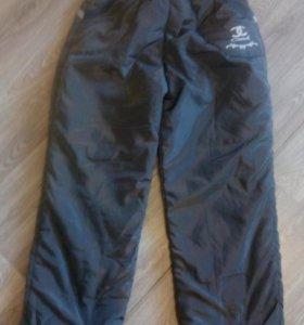 Джинсы, брюки, штаны утепленные