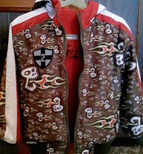 Куртка на 4года