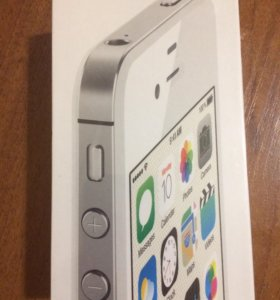 iPhone 4s 16 white Neverlock
