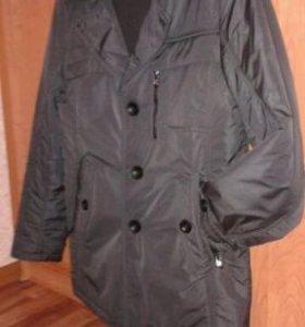 Новая стильная куртка Весна