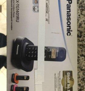 Телефон домашний новый