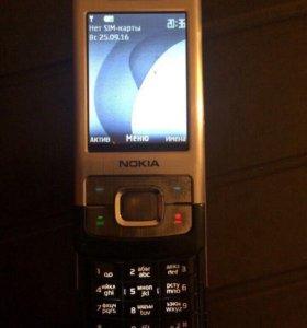 Nokia 6500-s slider