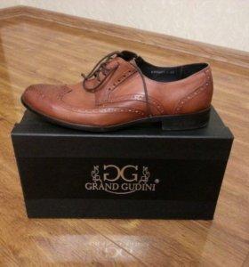 туфли классические gg
