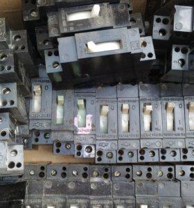 Автоматический выключатель 16А,25А