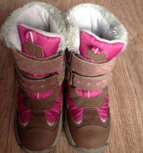 Зимние ботинки Reimatec