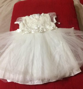 Наряднадное платье на девочку