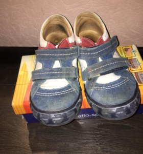 Ботиночки тотто, размер 33