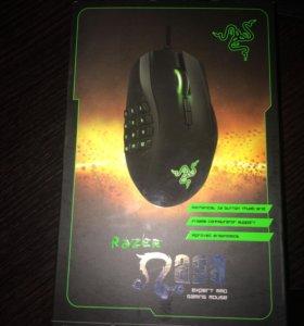 Продам игровую мышку Razer