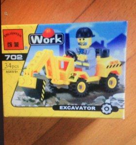 Новые конструкторы brick с доставкой