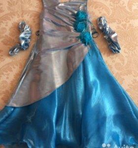 Шикарное платье к Новому году!