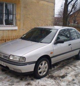 Nissan primera p10 в разборе
