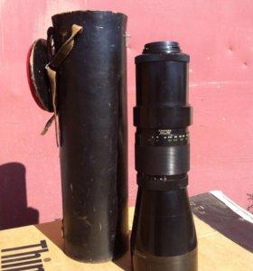 Объектив Pentacon 500 mm f5,6