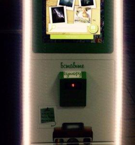 Аппарат по печати фото из Соц. Сетей