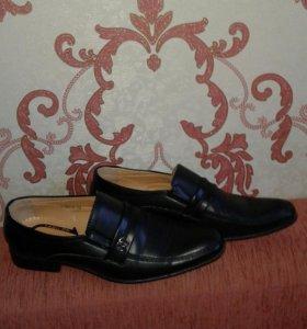 Туфли подрастковые 38 размер