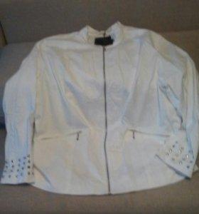 Пиджак текстиль новый