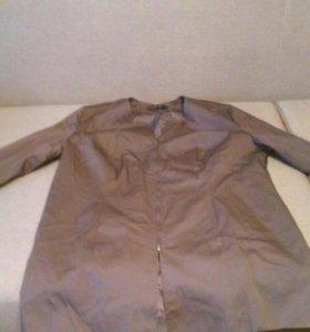Пиджак текстиль. Новый