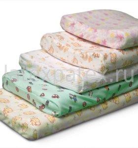 Ортопедические детские подушки из 100% латекса