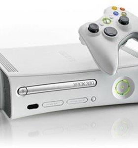 Продам порошитый Xbox 360 или обменяю