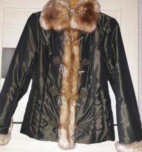 Куртка на холодную осень и умеренную зиму