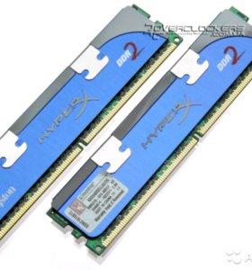 Оперативная память Kingston KHX6400D2LLK2/2G / 2G