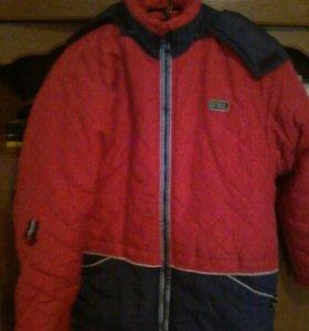 Куртка фалофайбер размер 46-48