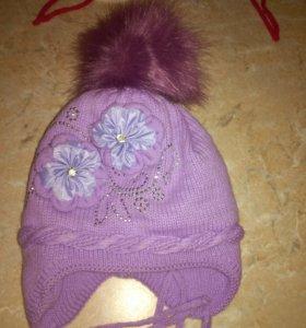 Новые шапки зима