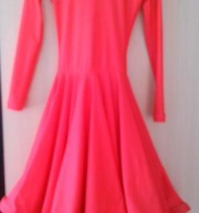 Платье стандарт б/у