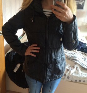 Кожаная куртка/пальто