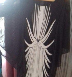 Платье шикарное.в идеальном состоянии раз. 46-48