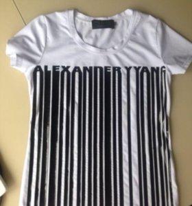 42-44 (s) Новая стильная футболка