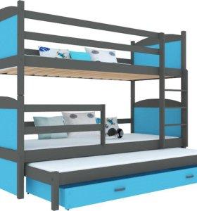 Кровать MATEUSZ 184x80