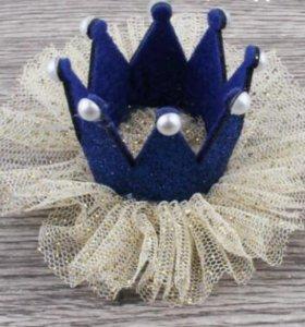 Заколочки корона
