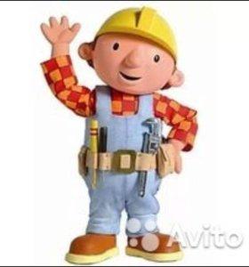 Разнорабочий, землекоп, строитель, рабочий.